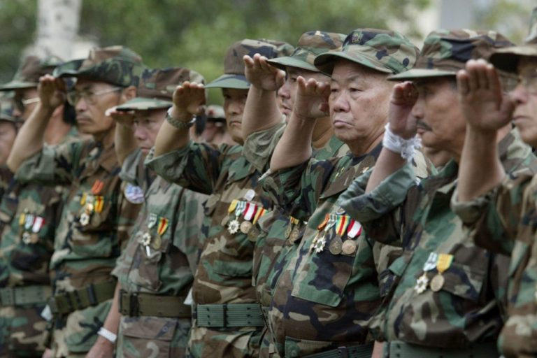 New Chapter in Arkansas Serves Laotian American and Hmong Veterans
